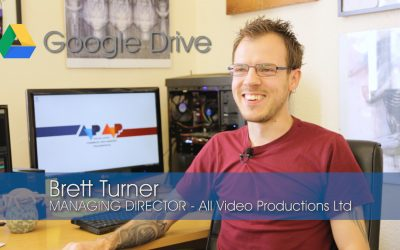Google Drive – Unlimited Storage in the Clouds