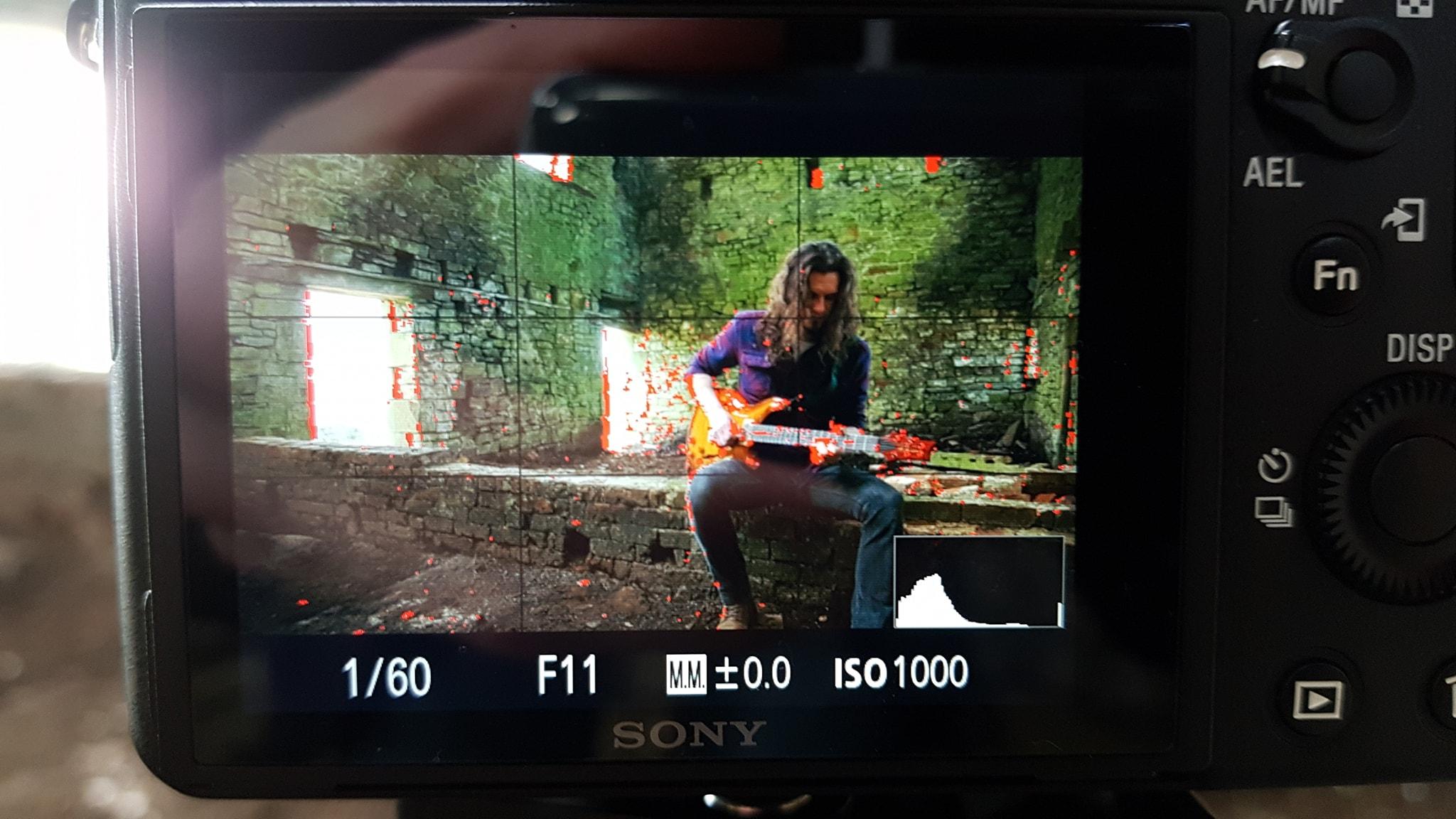 Behind The Scenes - Danny Beardlsey Post