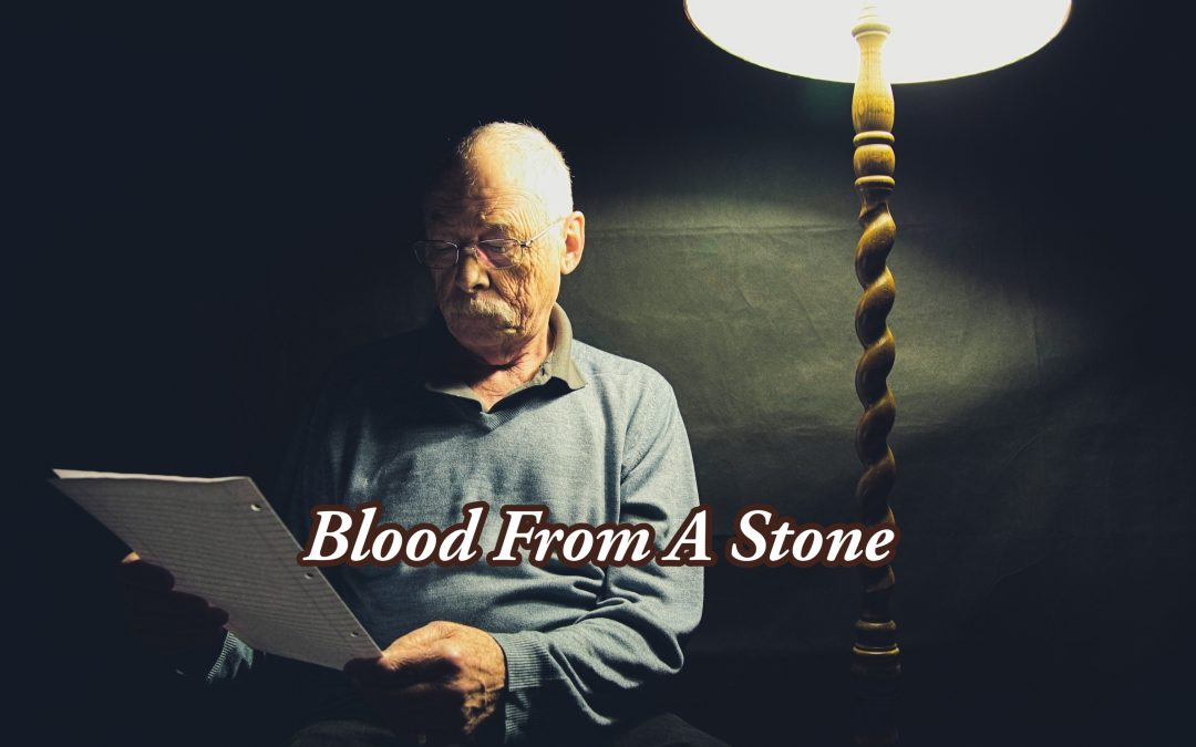 Blood From A Stone – Danny Beardsley